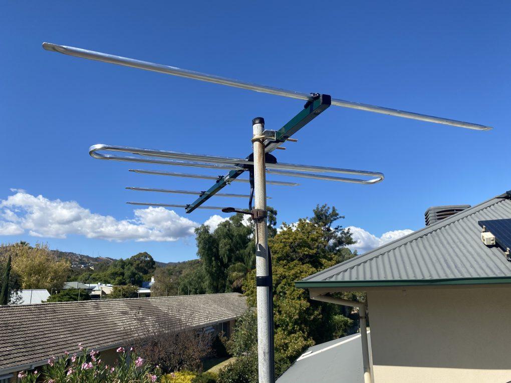 Matchmaster Australian made antenna Kensington