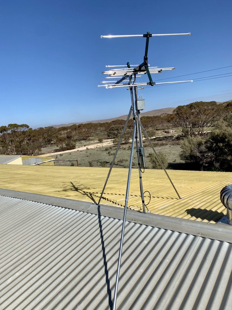 Big digital antenna