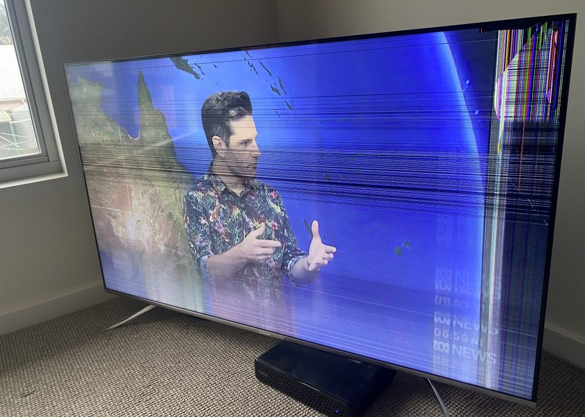 Have a professional install your TV